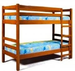 Кровать двухъхярусная КРД-02М