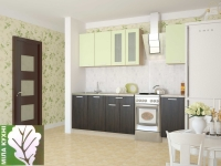 Кухня Мила (прямая)