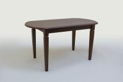 Стол обеденный КСТ-101 «Нико» овальный (мини)